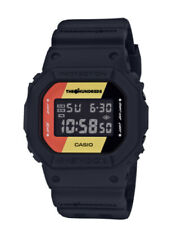 New Casio G-Shock x The Hundreds Limited Edition Watch - DW5600HDR-1