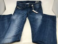 NEW! Men's DIESEL Jeans - Thavar 0833V Stretch - Slim Skinny 28P