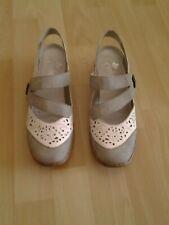 RIEKER sandale loafer sport CUIR 39 NEUVE