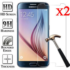 2x Tempered Glass Screen Protector For Samsung S3 S4 S5 Mini i9060i G388F G530F