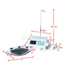 Dental Micromotor Surgical Implant System Brushless Motor+Handpiece AZDENT  CA