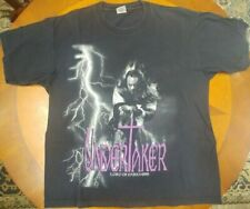 New listing Vintage Wwf The Undertaker Lord of Darkness T-Shirt Xl