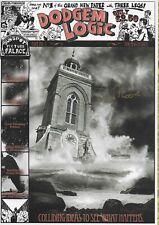 DODGEM LOGIC #1 *SIGNED* by Alan Moore