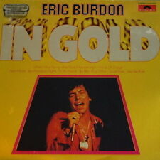 "12"" Eric Burdon En Or (Quand J'ai Ce Qui Young, Sky Pilot, Ring Of Fire) Polydor"