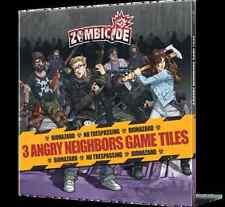 ZOMBICIDE - Angry Neighbors Game Tiles