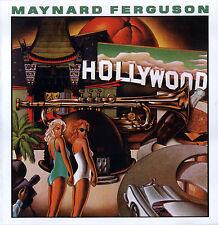"MAYNARD FERGUSON ""HOLLYWOOD"" PREMIUM QUALITY USED LP (NM/NM)"