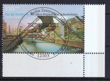 BRD 2001 gestempelt ESST Berlin Eckrand unten rechts MiNr. 2171