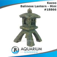 #18866 Kazoo Balinese Lantern Mini - Aquarium Fish Tank Ornament Decoration