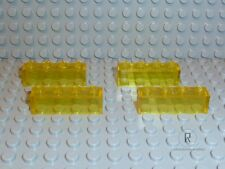 LEGO® Classic Space 4x Stein 1x4 3066 transparent gelb aus 918 924 928 920 K06