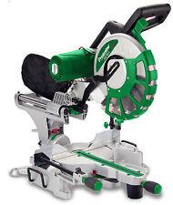 Holzstar KGZ 305 E Kapp Gehrungssäge mit Zugfunktion und Laserprojektion