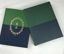 TALES OF EAST AND WEST Rudyard Kipling Limited Editions Club 1973 #1545 Signed