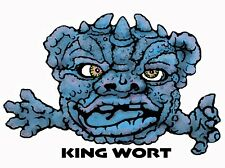 Tri Action BOGLINS First Edition KING WORT Hand Puppet BIG New 2022 PRE-ORDER!!!