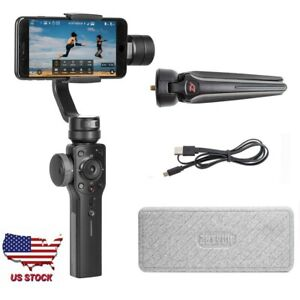 Zhiyun Smooth 4 3-Axis Gimbal Stabilizer for iPhone 12 11 Pro Xs Max Xr X 8 Plus