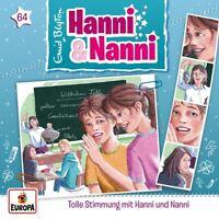 HANNI UND NANNI - 064/TOLLE STIMMUNG MIT HANNI UND NANNI   CD NEU