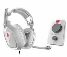 Gaming Astro A40 + Mixamp Pro Wired Headset Headphones White Xbox One
