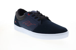 Emerica Alcove CC 6101000133425 Mens Blue Skate Inspired Sneakers Shoes