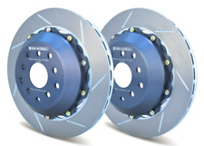 Girodisc Rear 2 Piece Floating Rotors For Subaru 04-07 STI