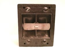 """New listing Cutler-Hammer Ch- 60Amp Fuse Holder Pull-Out """"Main Fuses"""" 120/240V"""
