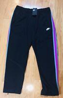 New Nike Men's Sportswear Track Pants, AR2246-011, South Beach Color Way, Sz XL