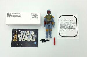 Custom Reproduction Mail-Away Rocket Firing Boba Fett Figure