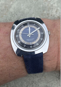 Serviced! Vintage 1974 Timex Viscount  Automatic Watch,  Excellent!
