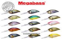 Megabass Big-M 7.5 Deep Diving Crankbait 4.5in 2-1/8oz - Pick