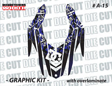 *NEW* SNOWMOBILE SLED RX1 RX-1 03 to 06  WRAP GRAPHIC DECAL STICKER KIT A-15