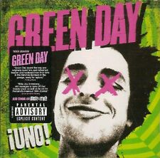 Green Day-¡UNO! CD