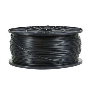 Premium 3D Printer Filament PLA-spool | 1 kg/spool - Black / 1.75 mm / 1 kg