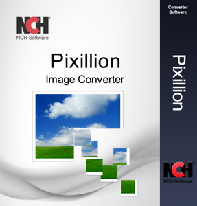 NCH Pixillion Image Converter