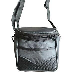Nylon Compact Bridge Camera Case Bag For Canon Sony Nikon Panasonic Samsung