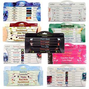 Stamford Premium Incense Gift Set Moods, Exotic, Mythical, Aromatherapy, Angel's
