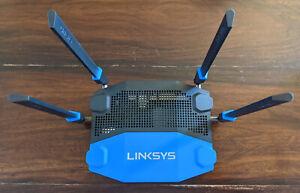Linksys WRT3200ACM WLAN Router 2.4GHz, 5GHz 3.2 GBit/s + Extra lange Antennen