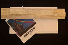 R/c Glider ESPRIT Laser Cut Short Kit, Plans & Instruction 84 in. wing span