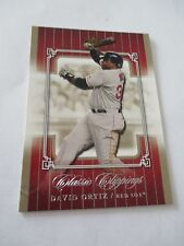 David Ortiz 2005 Fleer Classic Clippings  -  Nice Card of Big Papi!!!