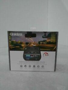 Uniden R1 Extreme Long Range Radar Laser Detector 360 Degree