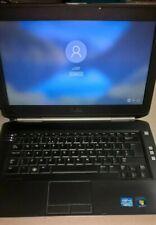 """Dell Latitude E5420 14"""" i5 2520M 2.5Ghz 4GB RAM 250GB HD 14"""" Windows 10 _"""