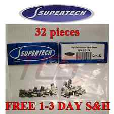 SUPERTECH VALVE LOCKS KEEPERS GSR B16 GSR B18C1 B18C5 K20 K20A K20A2 K20Z K24A2