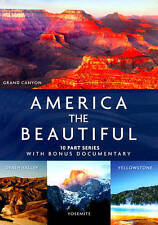 AMERICA THE BEAUTIFUL NATIONAL PARKS COLLECTION 10 PART SERIES New DVD 12 Hours