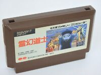 Famicom REIGEN DOSHI Mr. Vampire Cartridge Only Nintendo Japan Game fc