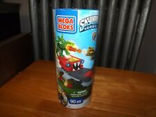 MEGA BLOKS, SKYLANDERS, CHAINSAW CHARGER #95344, 90 PIECES, NIP, 2014