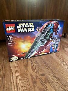 LEGO 75060 UCS Star Wars Slave I Set - Sealed and Brand new