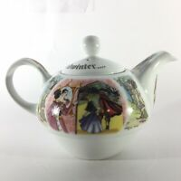 Paul Cardew Snow White Tea For One Teapot & Oversized Cup Set