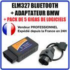 Valise Appareil Diagnostique Pro Multimarque Français Obd2 Diagnostic BLUE+BMW