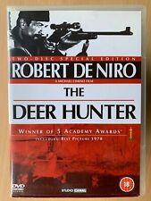 The Deer Hunter Dvd 1978 Vietnam War / Russian Roulette Drama Classic 2-Discs