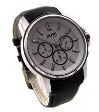HUGO BOSS Black Chronograph Herren Origin Chrono Uhr 1513033 Edelstahl Uhren NEU