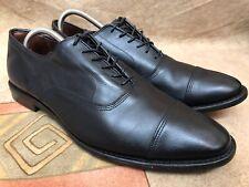 Allen Edmonds Park Avenue 5615 Black Cap Toe Oxfords Mens Size 11.5 C