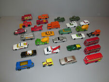 Corgi Toys, 29 Modellautos, Fahrzeuge, LKW, große Sammlung, Konvolut