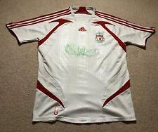 Mens Liverpool FC Football Away Shirt Adidas 2007/2008 - Size Medium