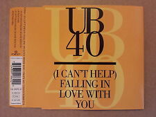 CD ## mcd ## UB40 ## (I Can´t Help) Falling In Love With You ## 1993 ## m-/m-